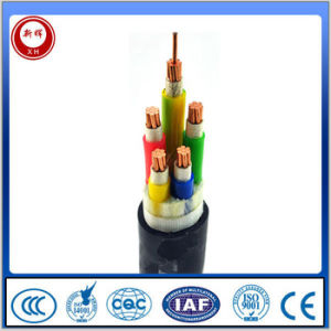 0.6/1kv Copper Conductor XLPE Insulated PVC Sheath Armoured Electrical Power Cable