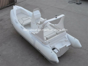 Liya 6 Meter Rib Boat Military Lnflatable Boat Rib Dinghy China Rib Boats pictures & photos