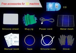 3D Sublimation Machine, 3D Phone Case Transfer Machine pictures & photos