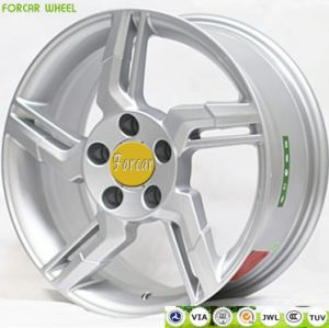 A356 Aluminum Newest Car Alloy Wheels Rim for BMW Benz pictures & photos