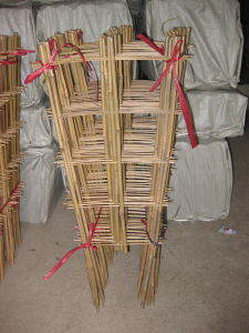 Bamboo Cane Trellis (BT004) pictures & photos