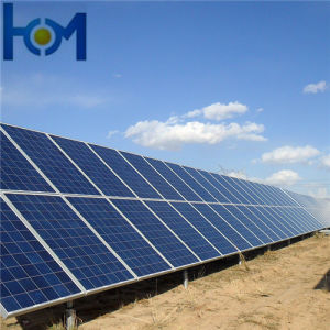 3.2mm Anti-Reflection Toughened Solar Energy Glass with High Power Gain pictures & photos