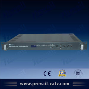 Digital Head-End DVB-C Qam Demodulator (WDT-1400) pictures & photos