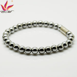 Htb006A Summer Jewelry Hematite Bracelet for Men Unisex Women Men Lucky Bracelets pictures & photos