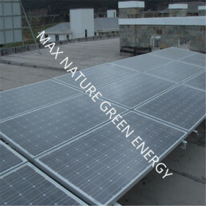 Monocrystalline Module Solar Panel (PV panel) for Hybrid System pictures & photos