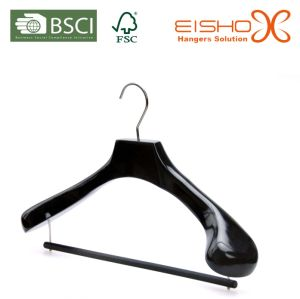 High-end Brand Wood Hanger for Suits pictures & photos
