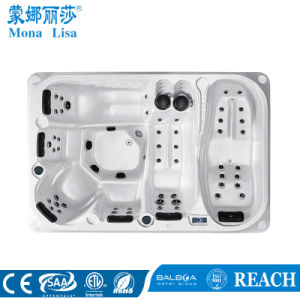 3.2 Meter Deluxe 6 People Use Hydro Massage SPA Tub (M-3378) pictures & photos