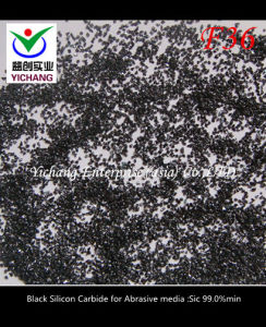 Silicon Carbide for Vitrified Grinding Wheel Materials pictures & photos