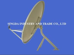 Ku-Band 120cm Satellite Dish with SGS pictures & photos