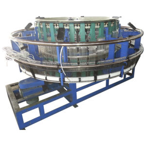 Little Cam Four-Shuttle Circular Loom for PP Woven Fabric (YF-BT/BC-750/4) pictures & photos