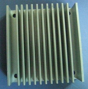 Anodized Aluminium Alloy Heatsink (High Precsion CNC machining) pictures & photos