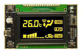 0.96 Small OLED Display for Radio pictures & photos
