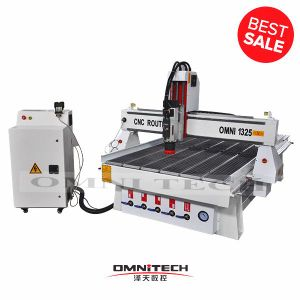 Wood Door Making CNC Router with Manual Tool Change