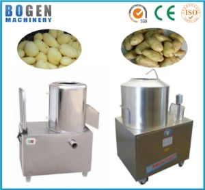 Yam Washing and Peeling Machine Factroy Direct Hot Sell pictures & photos