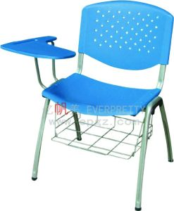 Durable Plastic Tablet Chair for Student Training Classroom pictures & photos