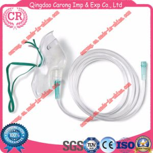 Oxygen Face Mask Anesthesia Oxygen Mask pictures & photos