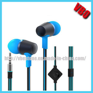 Metal Stereo Earphone Headset Headphone pictures & photos