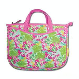 Ladies Printed Neoprene Laptop Sleeve Bag, Computer Bag (QK-L-0336) pictures & photos