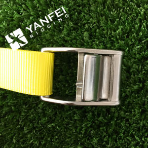 25mm/500kg Stainless Steel AISI304/316 Cam Buckle for Tie Down Strap pictures & photos