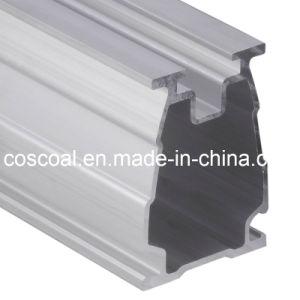 Aluminum/Aluminium Extrusion Profile with CNC Machining pictures & photos