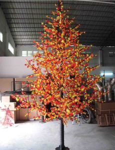 Yaye Top Sell LED Maple Tree /LED Maple Tree Light/Outdoor LED Maple Tree with CE & RoHS pictures & photos