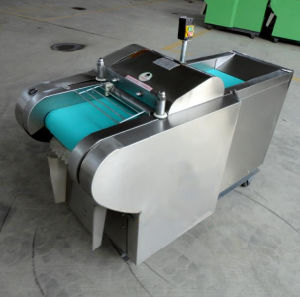 Automatic Vegetable and Fruit Cutting Machine pictures & photos