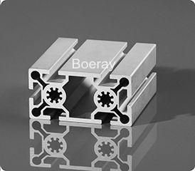 6063-T5 50100W Series Industrial Aluminum Extrusion Profile pictures & photos