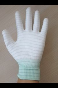 Less Carbon ESD Palm Fit Glove pictures & photos