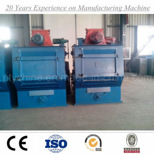 Tumble Belt Type Shot Blasting Machine for Cast Iron pictures & photos
