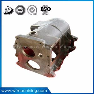 Sand Casting/Metal Foundry Motorcycle Piston Cylinder Part pictures & photos