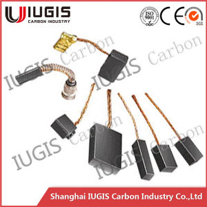 Carbon Brush for Electric Motor Use Copper Contain pictures & photos