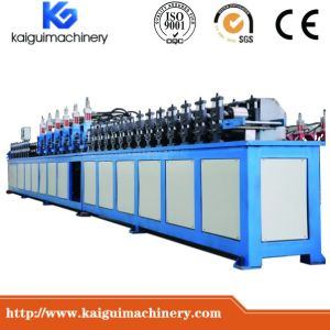 Ceiling Fut T Bar Roll Forming Machine for Iraq and Turkey pictures & photos