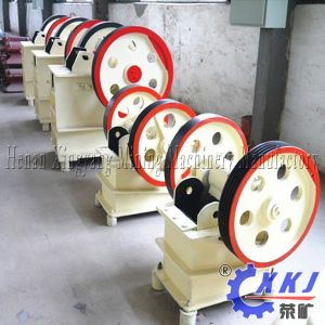 Ce Certificate High Quality Small Stone Jaw Crusher for Lab Ore and Rock Sample Crushing pictures & photos
