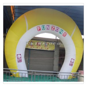 Amazing Design New Arrival Rainbow Inflatable Arch for Sale