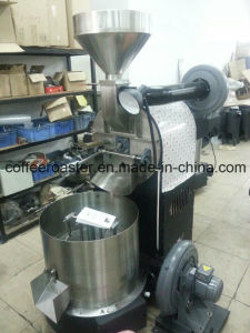 10kg Coffee Bean Roasting Machine/10kg LPG Propane Coffee Roaster pictures & photos