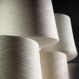 Spun Silk Yarn Mulberry Silk Yarn and Nylon Micro Split Yarn pictures & photos