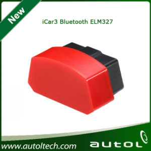 The Latest Icar 3 Bluetooth Elm327 OBD Professional Solution Bluetooth Version pictures & photos