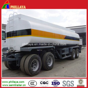 2-3axle Carbon Steel Fuel Tanks (PLY9834) pictures & photos
