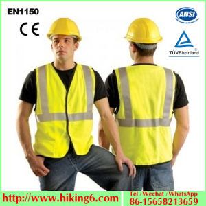 New Model Fabric for Reflection Vest, Safety Vest pictures & photos
