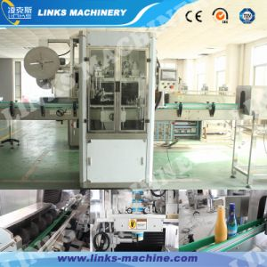 Hot Selling PVC Label Shrink Machine pictures & photos