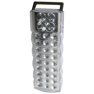 LED Rechargeable Emergency Light (6806)