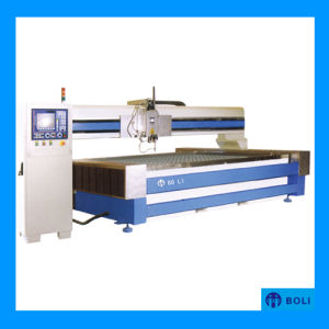 CNC Waterjet Cutting Machine with Cantilever Structure pictures & photos