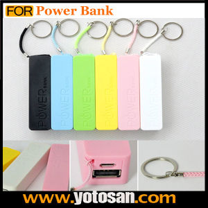 2600mAh Portable Perfume Small Power Bank Smart Phone pictures & photos