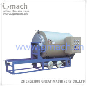 Horizontal Vacuum Calcination Furnace for Polymer Cleaning pictures & photos