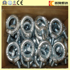 Hot-DIP Galvanized Shoulder Eye Bolt and Nuts pictures & photos