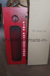 Fire Extinguisher Cabinet with Glass Door pictures & photos