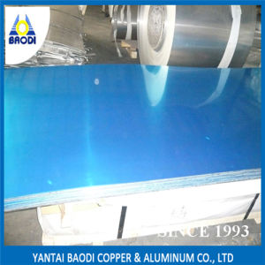 Electronic Application PE Coated 5754 Aluminium Sheet (ISO) pictures & photos