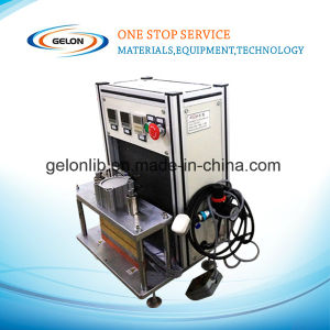Top Side Sealing Machine for Lithium Battery Machine pictures & photos