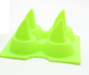 Shark Fin Silicone Ice Tray pictures & photos