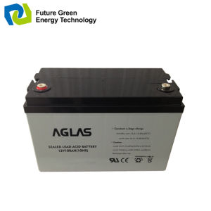 12V 100ah Rechargeable Lead Acid Gel Battery for UPS pictures & photos
